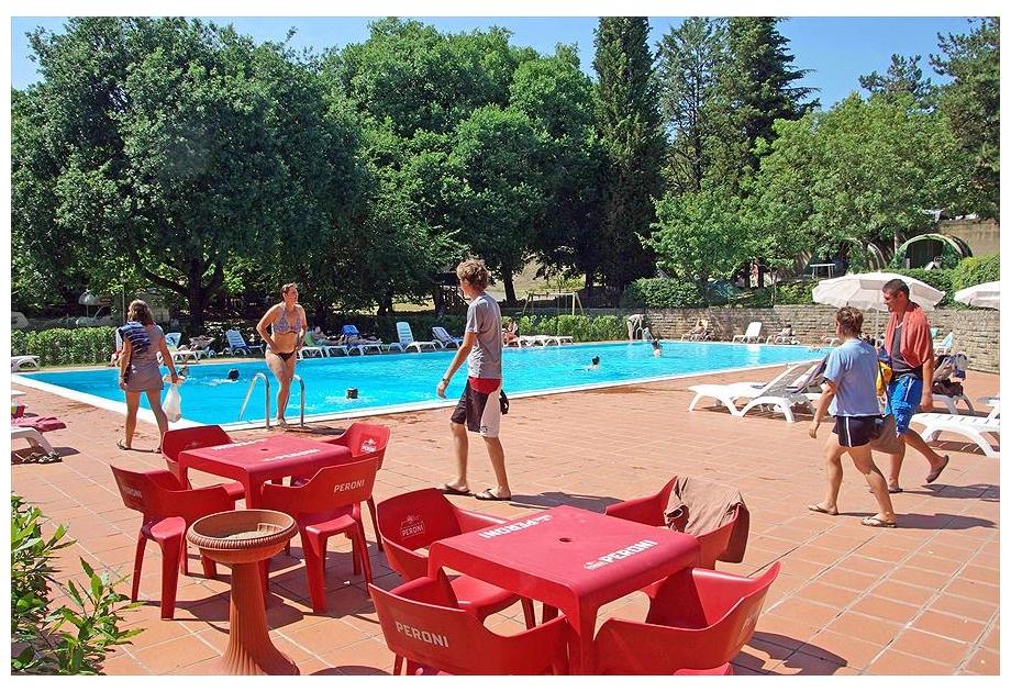 Campsite Colleverde Siena