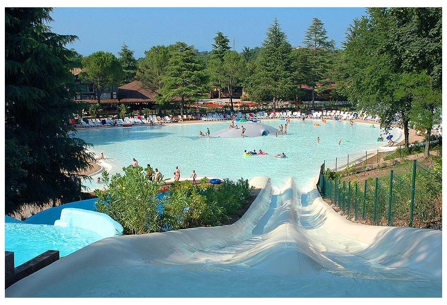 Campsite Altomincio Family Park - Holiday Park in Valeggio sul Mincio, Verona, Italy