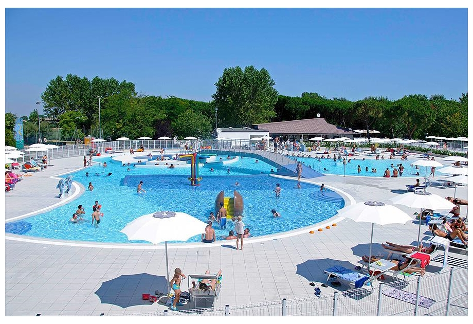 Adriano Camping Village - Just one of the great holiday parks in Dubrovnik-Neretva, Italy