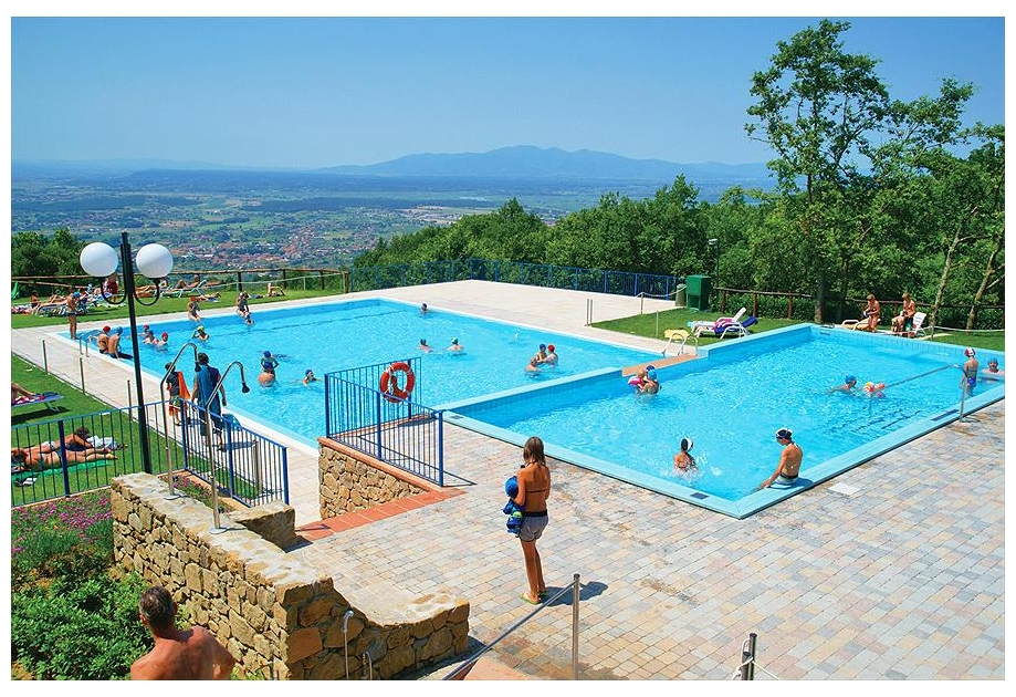 Campsite Barco Reale - Just one of the great holiday parks in Tuscany, Italy