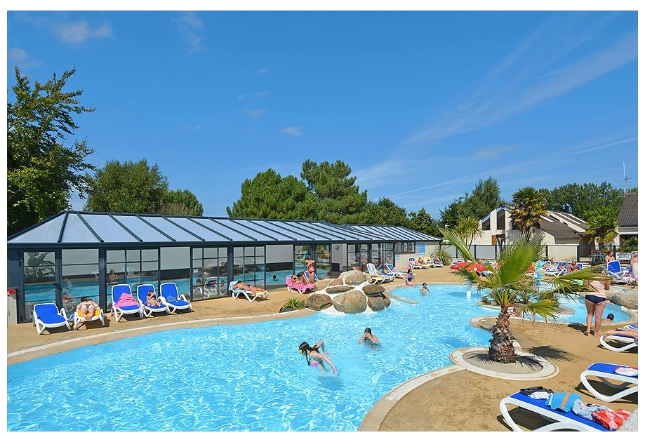 Campsite La Touesse - Just one of the great holiday parks in Brittany, France
