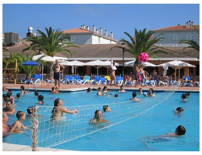Campsite Vendrell Platja - Just one of the great campsites in Catalonia, Spain