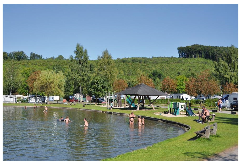 Campsite Le Val de l'Aisne - Just one of the great holiday parks in Liege, Belgium