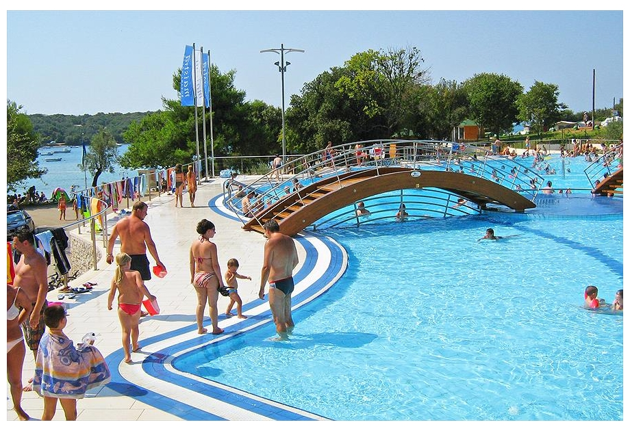 Campsite Vestar - Just one of the great campsites in Istria, Croatia