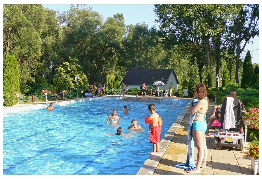 Camping Sites in Hungary