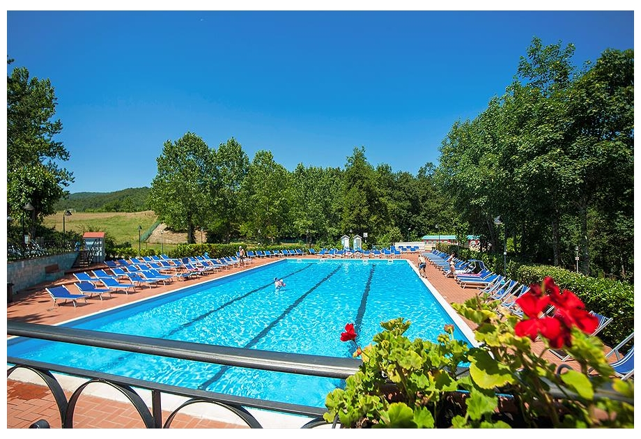 Camping Village Mugello Verde - Just one of the great campsites in Tuscany, Italy