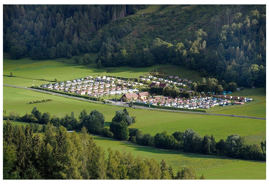 Campsite Bella Austria - Just one of the great holiday parks in Styria, Austria