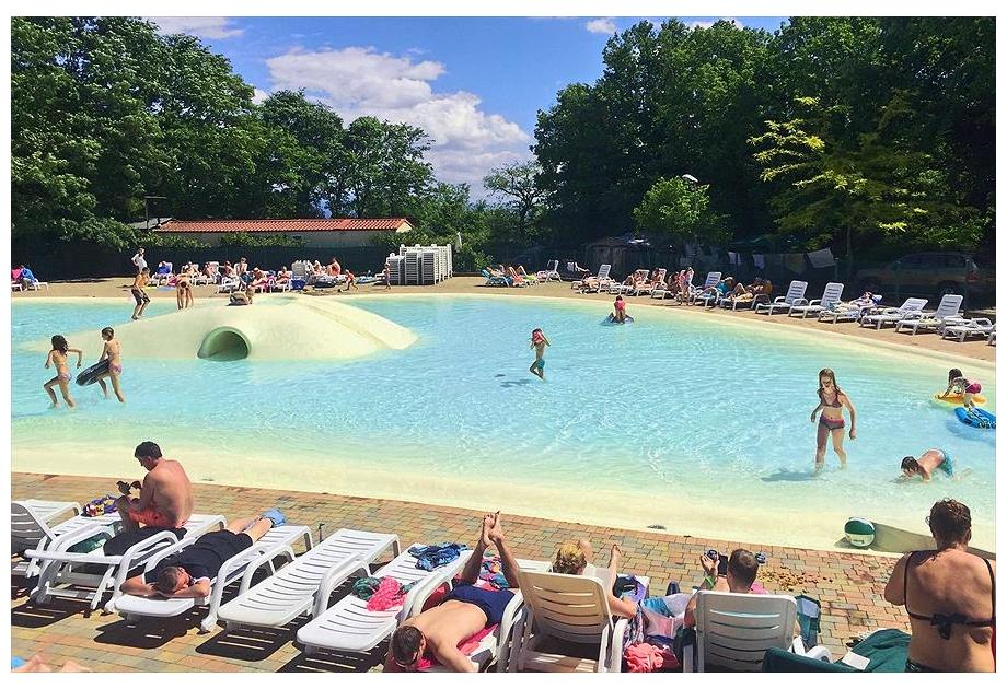 Campsite I Pini Family Park - Holiday Park in Fiano Romano, Lazio, Italy