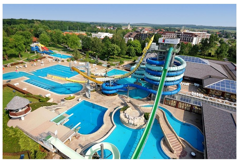 Campsite Terme 3000 Moravske Toplice Spa - Just one of the great campsites in Moravske Toplice, Slovenia