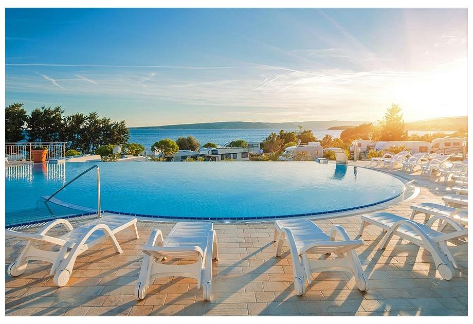 Krk Premium Camping Resort - Just one of the great campsites in Primorje-Gorski kotar, Croatia