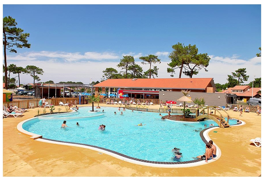 Camping Sites in France