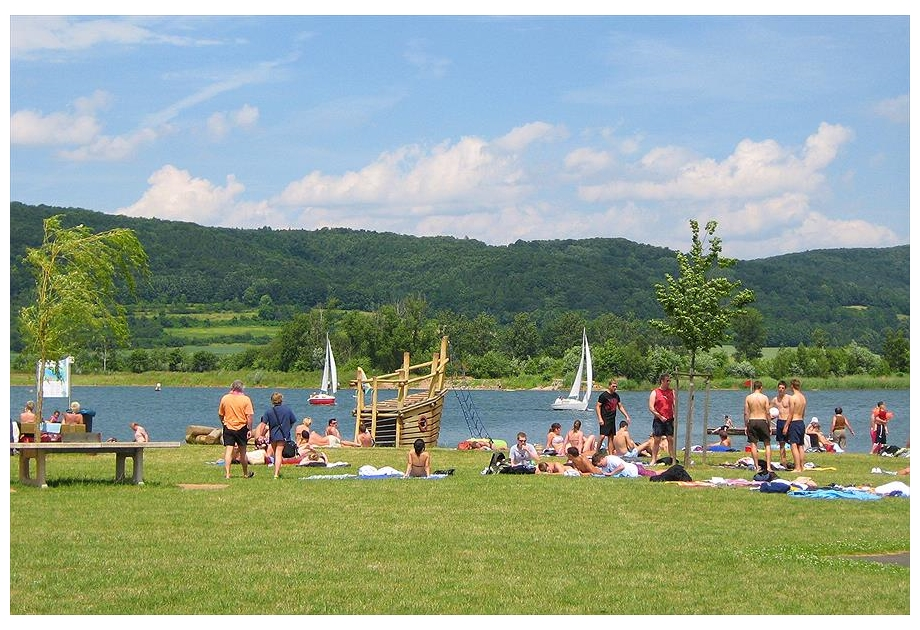 Knaus Campingpark Eschwege - Holiday Park in Eschwege, Hesse, Germany