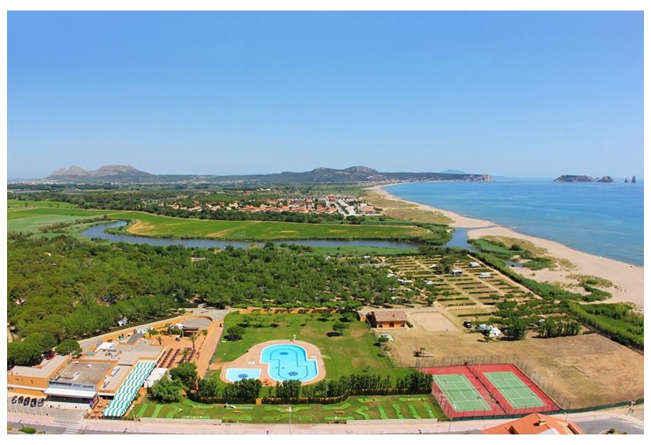 Campsite Playa Brava - Just one of the great holiday parks in Catalonia, Spain