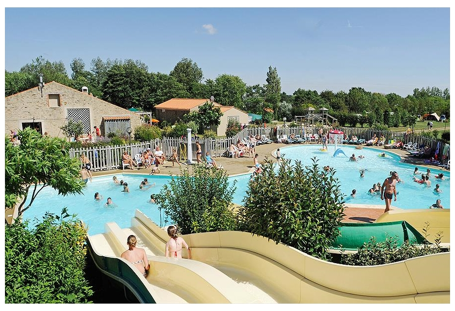 Camping RCN La Ferme du Latois - Just one of the great holiday parks in Loire, France