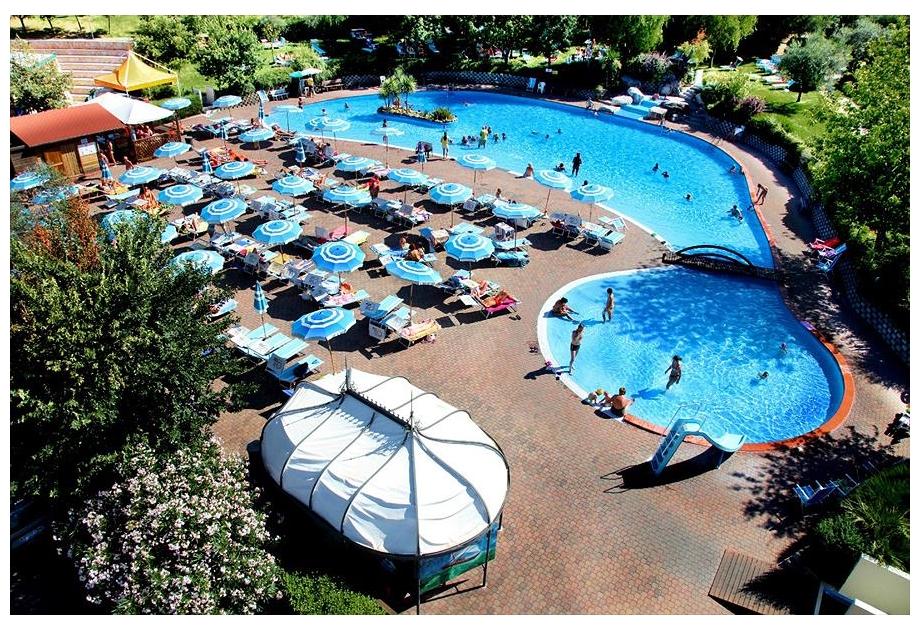 Campsite Centro Vacanze San Marino - Holiday Park in City of San Marino, San-Marino, Italy
