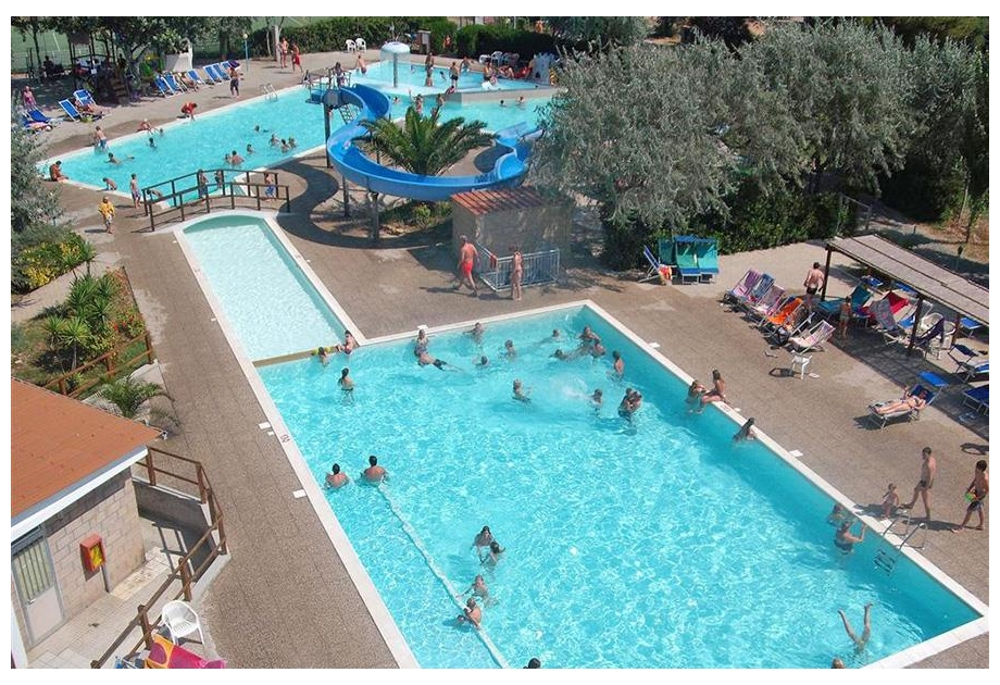 Campsite Baia del Marinaio - Just one of the great campsites in Tuscany, Italy