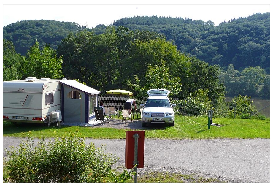 Campsite Main-Spessart-Park - Just one of the great campsites in Bavaria, Germany