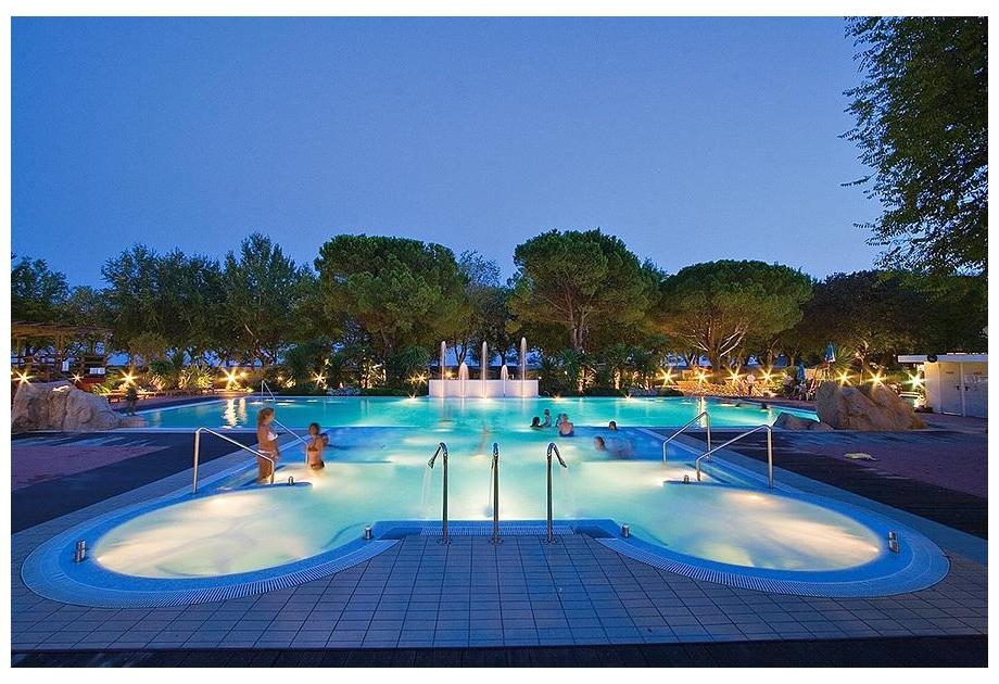 Campsite Tenuta Primero - Holiday Park in Grado, Adriatic-Coast, Italy
