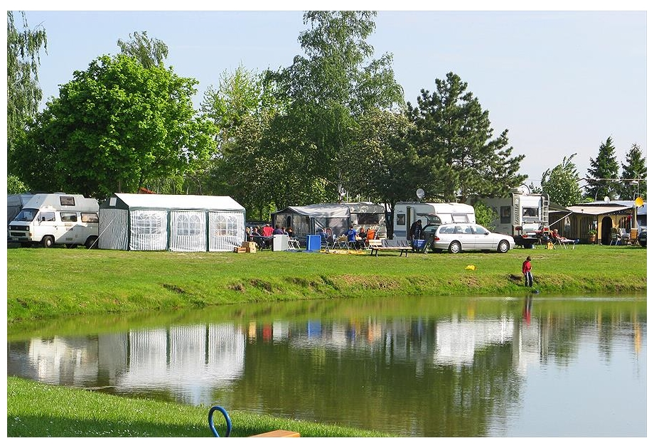 Knaus Campingpark Bad Durkheim - Just one of the great campsites in Rhineland Palatinate, Germany