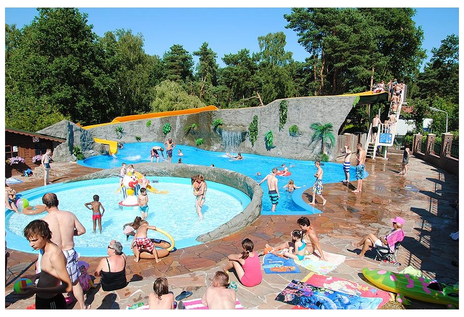 Campsite Roland - Just one of the great holiday parks in Limburg, Netherlands