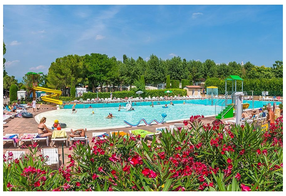 Eurocamping Pacengo - Just one of the great holiday parks in Verona, Italy