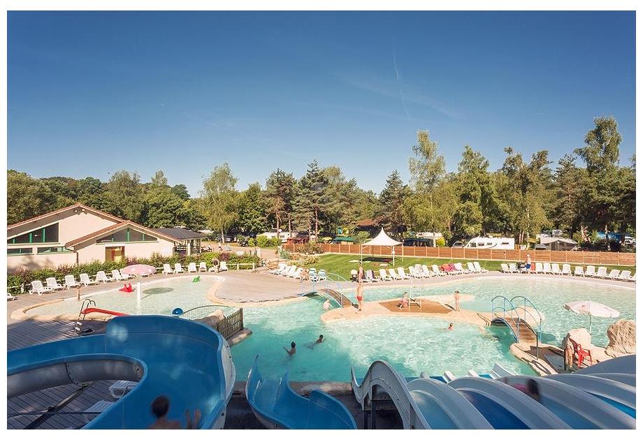 Campsite Le Val de Bonnal - Holiday Park in Bonnal, Franche-Comte, France