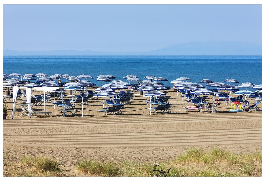 Int. Camping Etruria - Just one of the great holiday parks in Tuscany, Italy