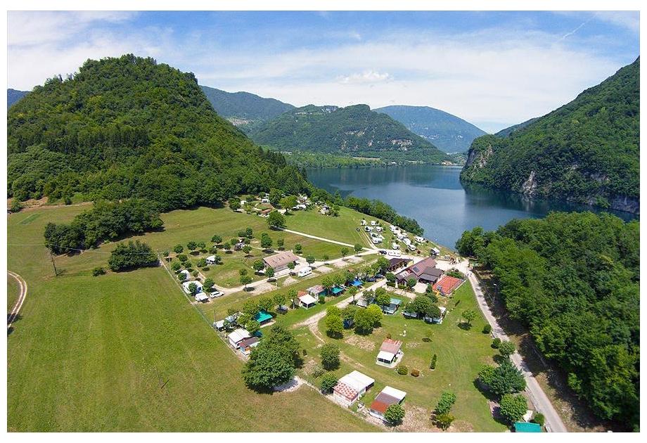 Campsite Gajole - Holiday Park in Arsie, Veneto, Italy