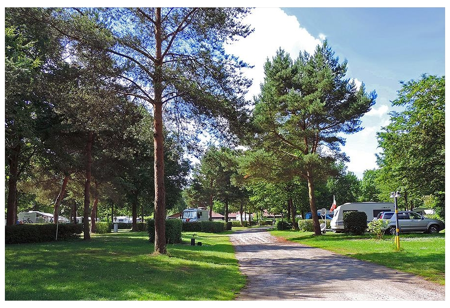 Knaus Campingpark Hamburg - Just one of the great holiday parks in Hamburg, Germany