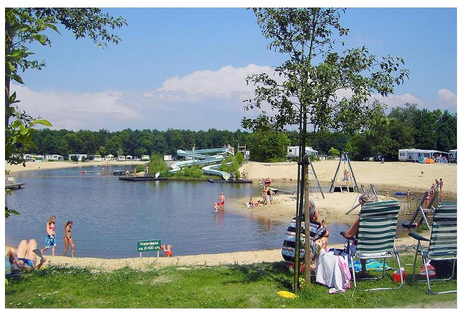 Campsite Vakantiepark Het Stoetenslagh - Just one of the great holiday parks in Overijssel, Netherlands