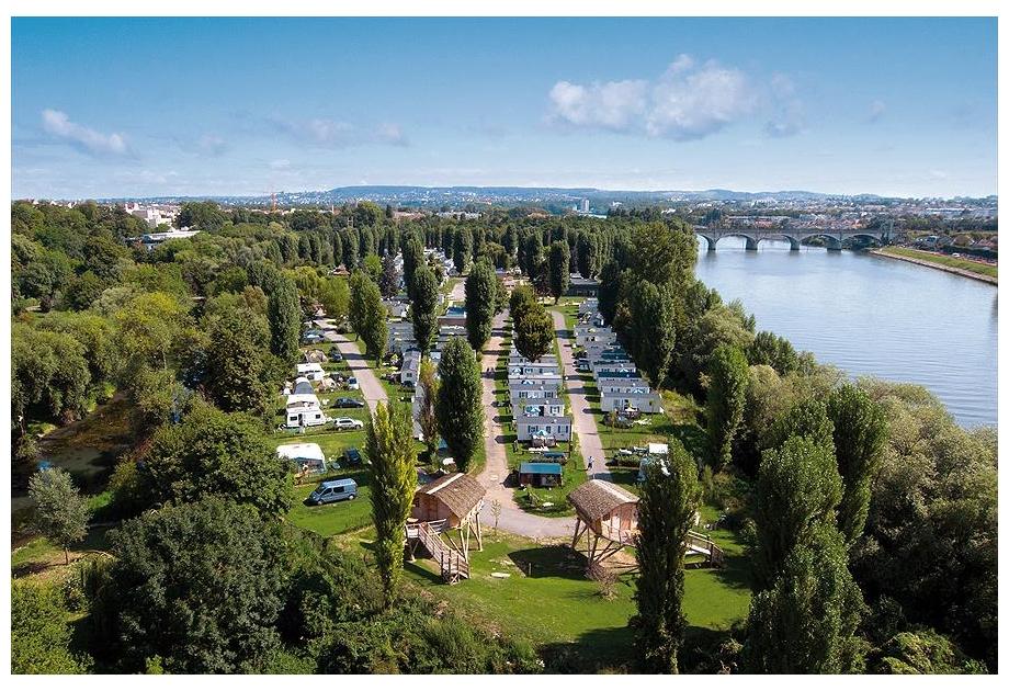 Campsite Sandaya Paris Maisons Laffitte - Holiday Park in Maisons-Laffitte, Ile-de-France, France
