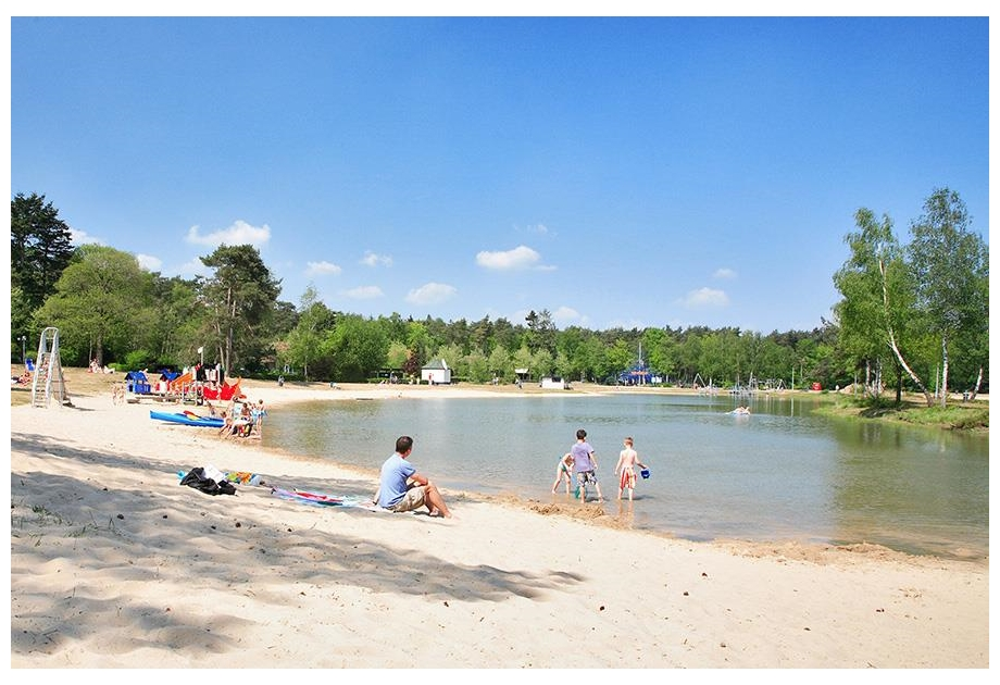 Campsite DroomPark De Zanding - Just one of the great holiday parks in Gelderland, Netherlands