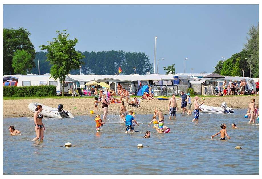 Campsite Resort Zuiderzee - Holiday Park in Biddinghuizen, Flevoland, Netherlands