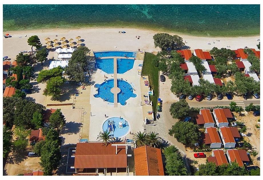 Campsite Strasko - Holiday Park in Novalja, Lika-Senj, Croatia