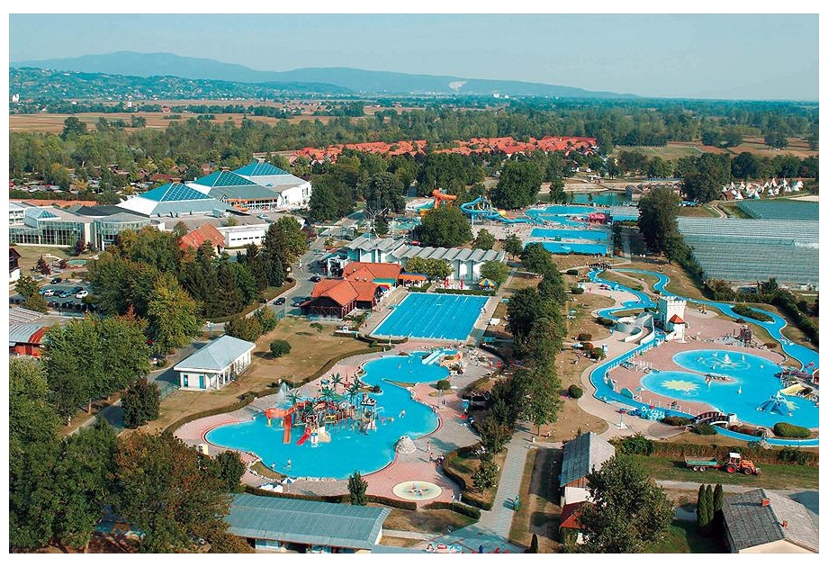 Campsite Terme Catez - Just one of the great campsites in Catez ob Savi, Slovenia