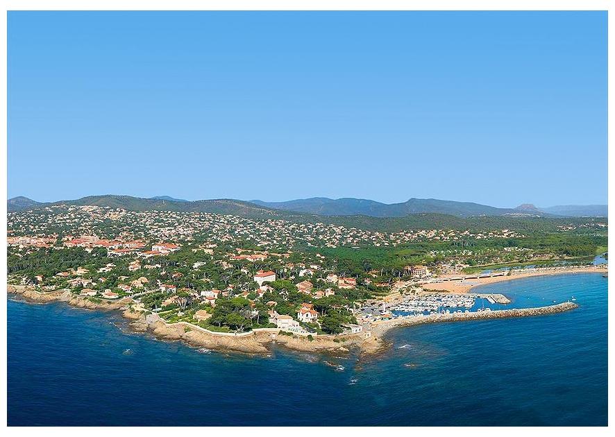 Parc de Camping de St. Aygulf-Plage - Holiday Park in Saint-Aygulf, Provence-Cote-dAzur, France