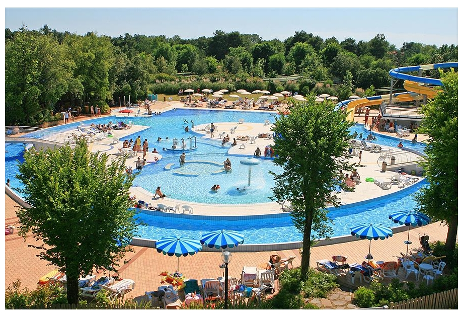 Campsite Villaggio Europa - Holiday Park in Grado, Adriatic-Coast, Italy