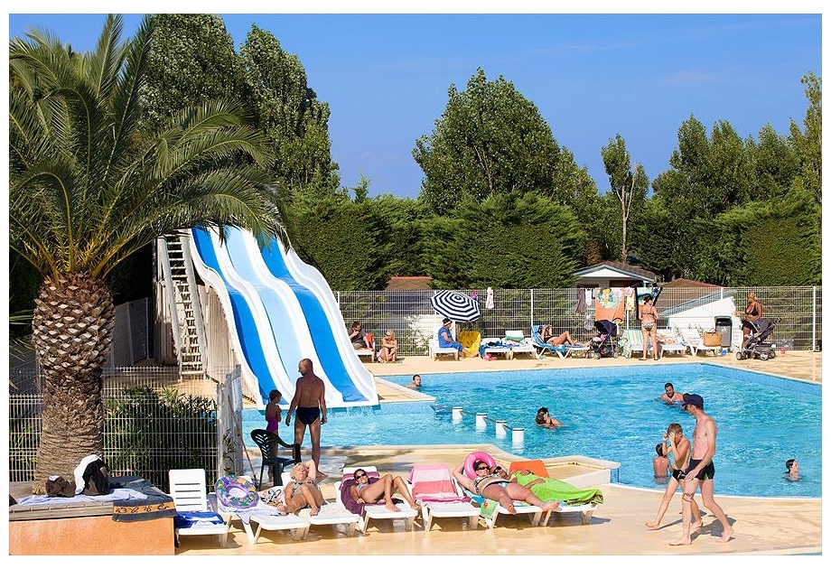 Village Center L'Europe - Just one of the great campsites in Languedoc Roussillon, France