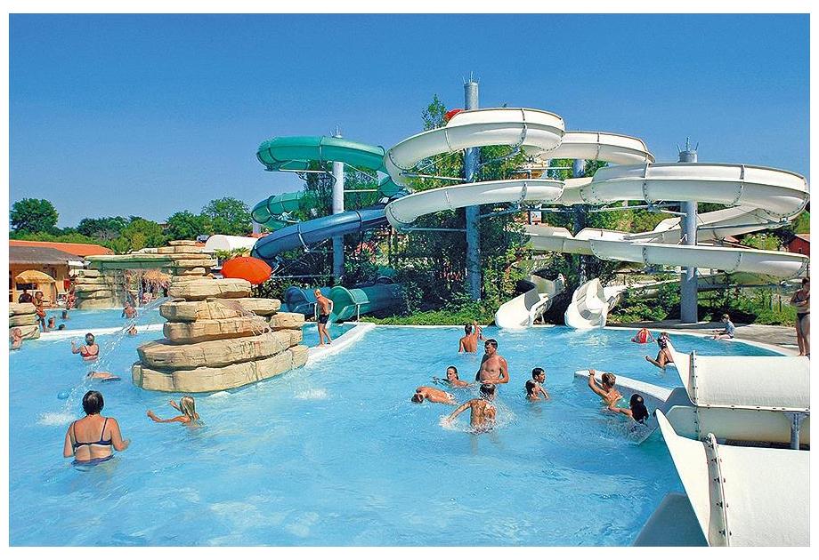 Campsite Piani di Clodia - Holiday Park in Lazise, Verona, Italy
