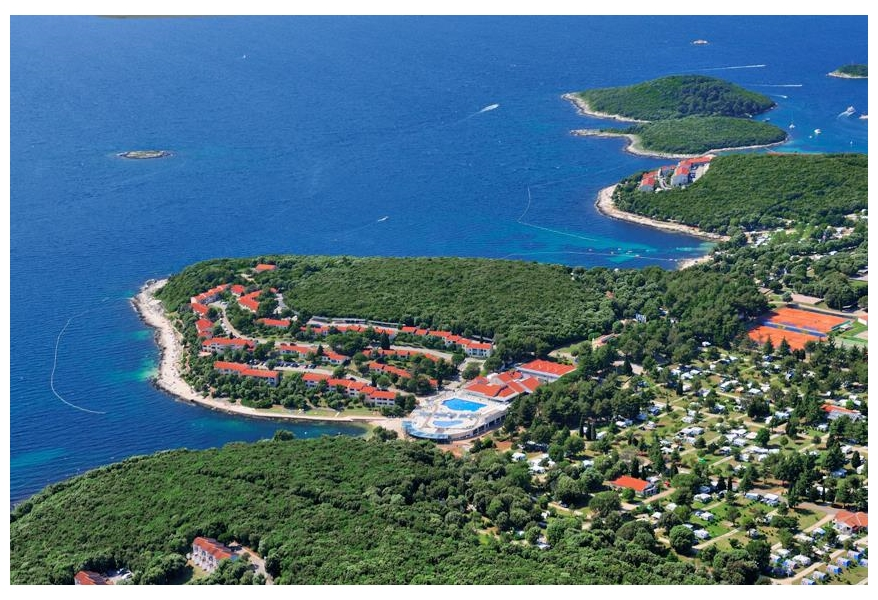 Campsite Porto Sole - Just one of the great campsites in Istria, Croatia