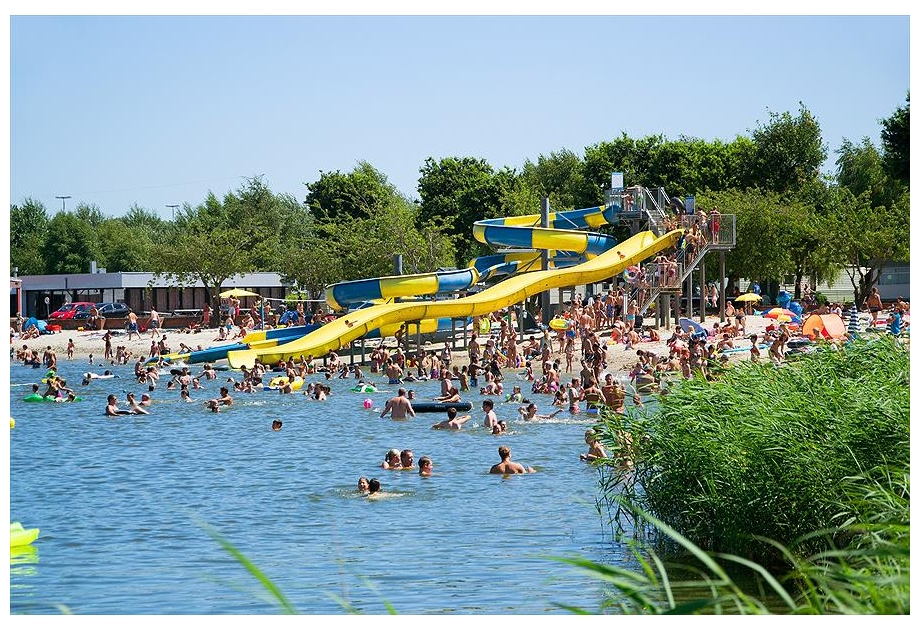 Campsite Klein Strand - Just one of the great holiday parks in West Flanders, Belgium