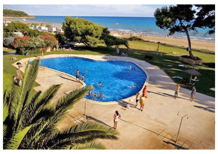 Camping Sites in Spain