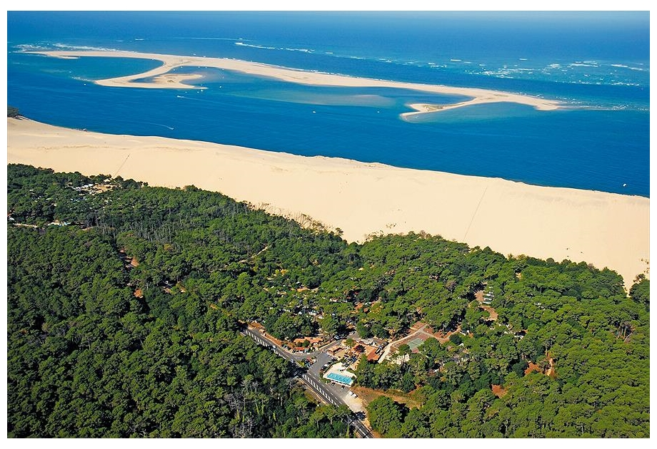 Tohapi La Foret - Just one of the great holiday parks in Aquitaine, France