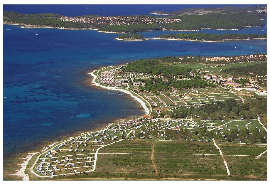 Camping Arena Kazela - Just one of the great campsites in Trapani, Croatia