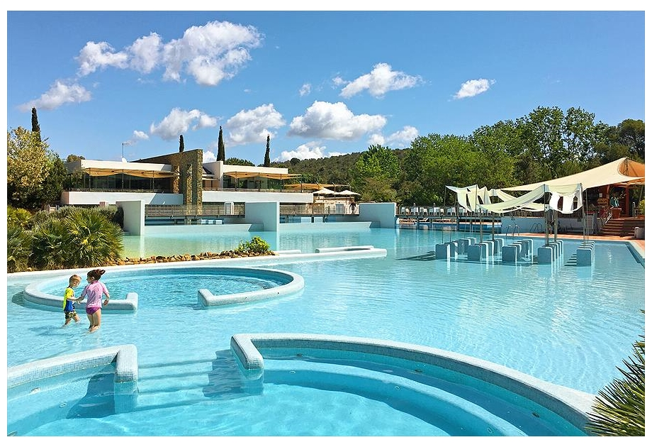 Camping Village Rocchette - Just one of the great holiday parks in Tuscany, Italy