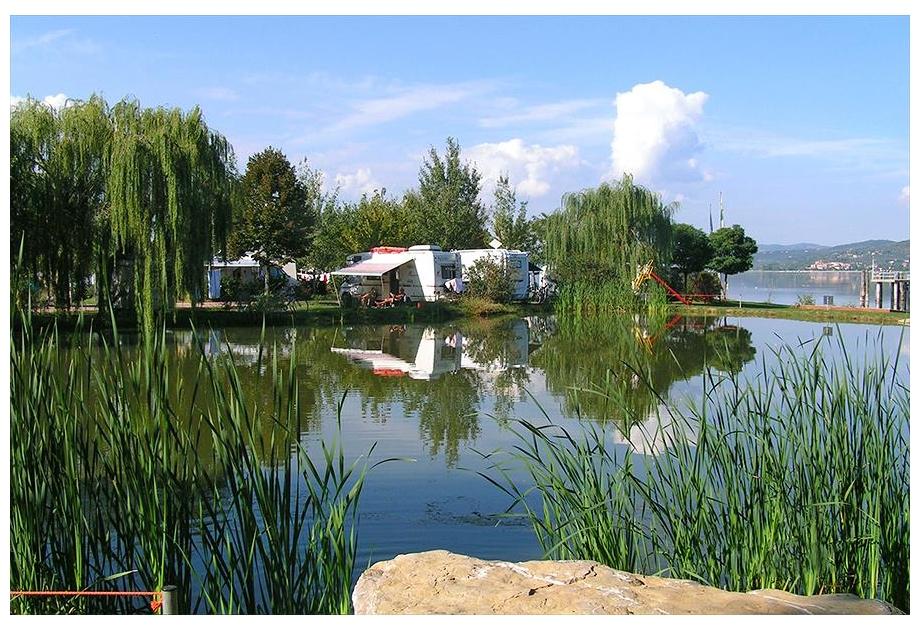 Campsite Villaggio Italgest - Holiday Park in Sant'Arcangelo, Umbria, Italy