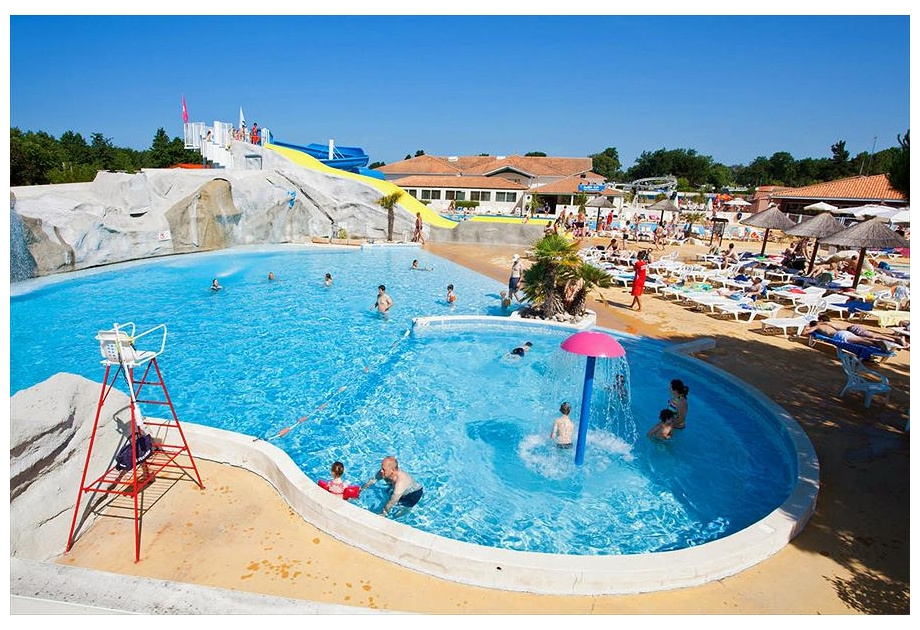 Siblu Camping Les Charmettes - Just one of the great holiday parks in Poitou Charentes, France