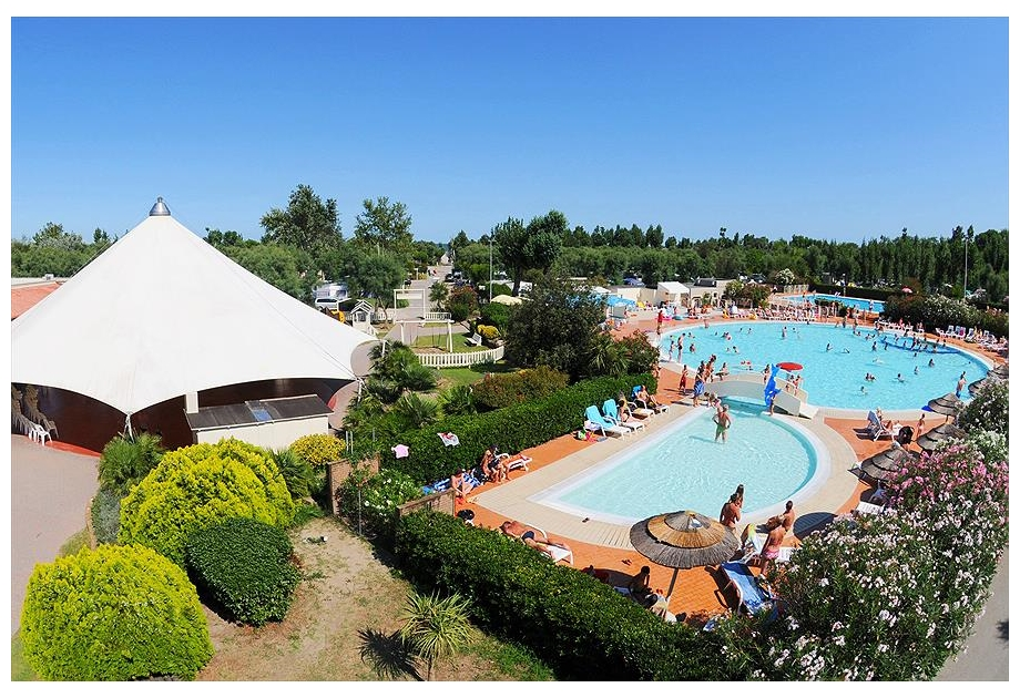 Campsite Vigna sul Mar - Just one of the great holiday parks in Emilia Romagna, Italy