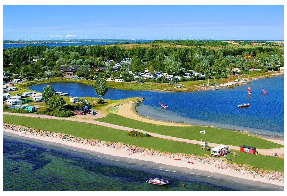 Campsite Wulfener Hals - Just one of the great holiday parks in Schleswig Holstein , Germany