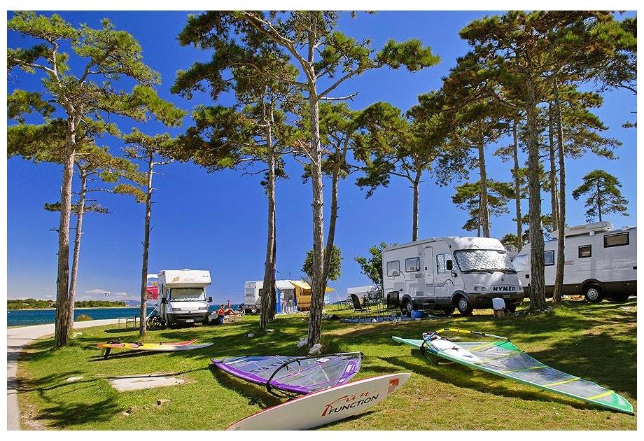 Camping Arena Medulin - Just one of the great campsites in Teramo, Croatia